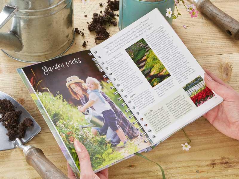 Dairy Diary 2019 garden tricks