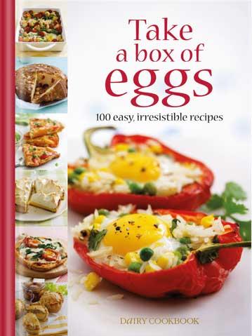 TAKE A BOX OF EGGS COOKBOOK