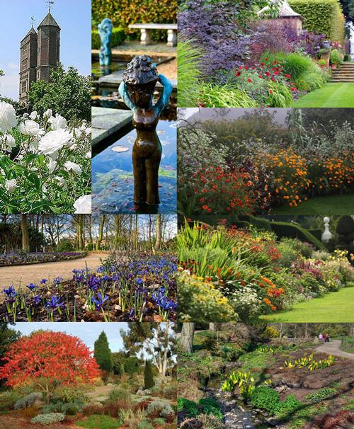 British gardens to visit