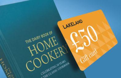 Win a £50 Lakeland Gift Card