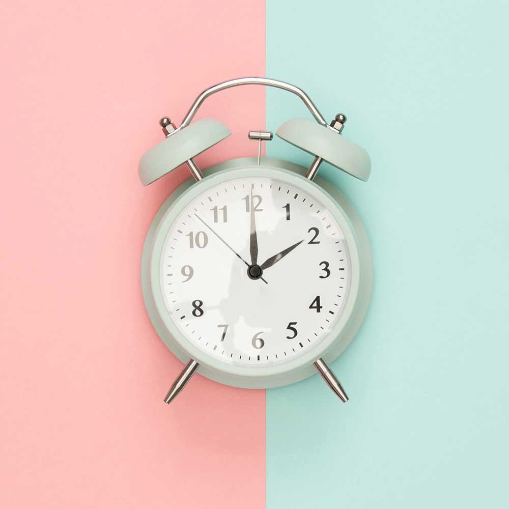 Clocks go back