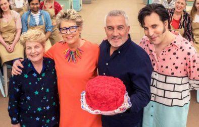 Great British Bake Off final 2018