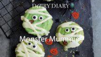 Monster Mummies for Halloween