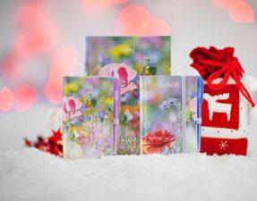Dairy Diary Set Christmas Gift