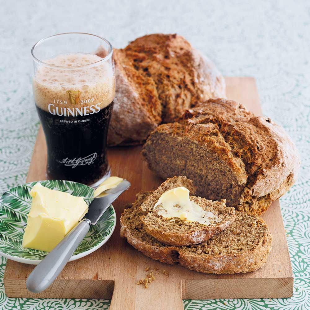 Guinness Soda Bread