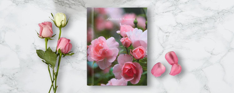 Addresses & Reminders Book