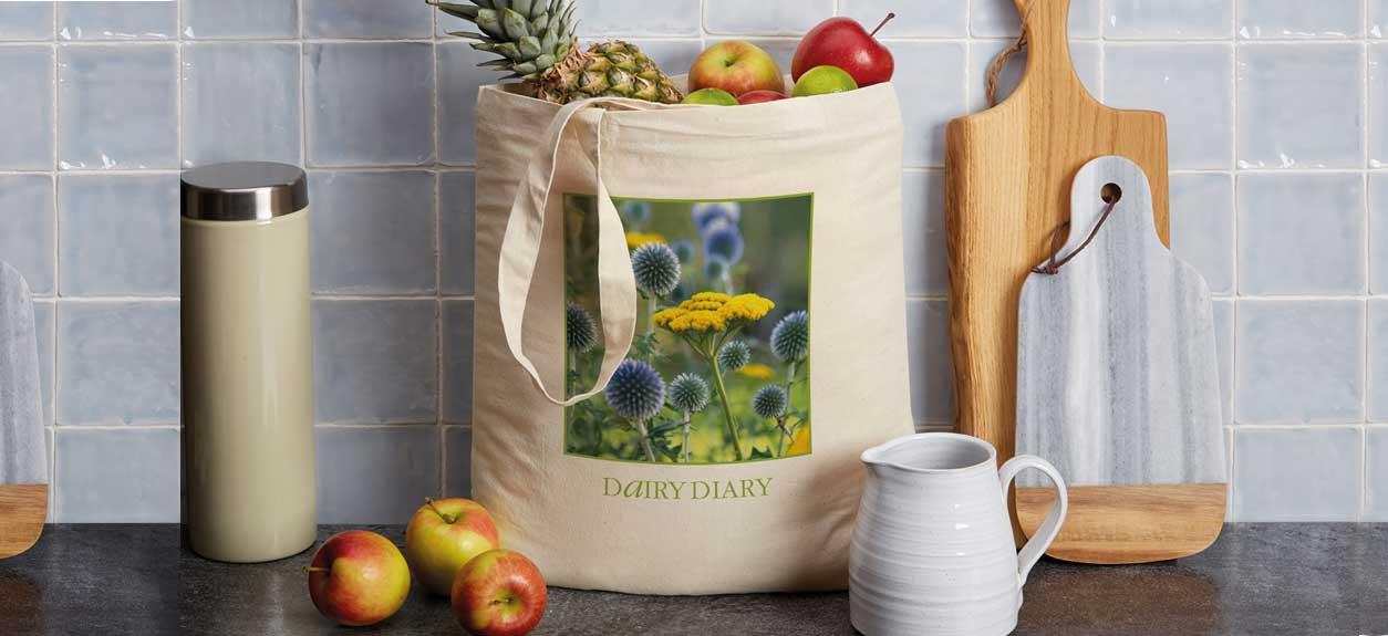 Dairy Diary Shopping Basket