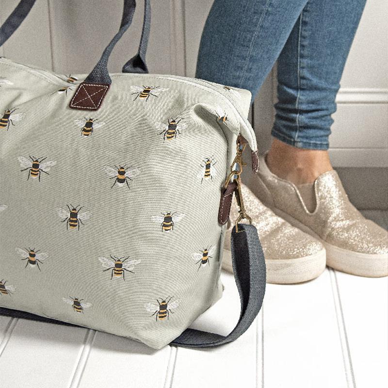 Win a Sophie Allport wekend bag