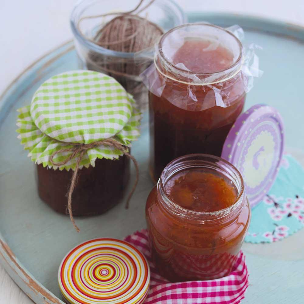 Gooseberry & Ginger Jam