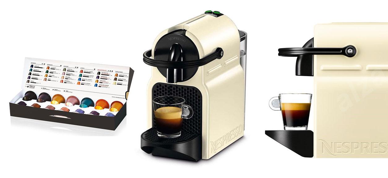 Win a Nespresso coffee machine