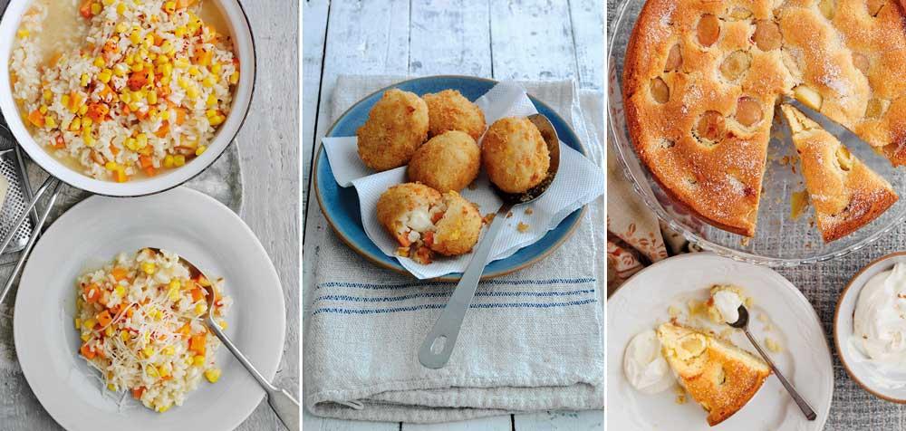 Dairy Diary favourite autumn recipes