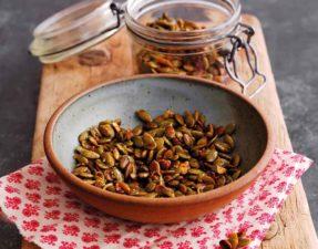 Spicy Pumpkins Seeds