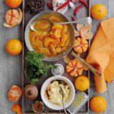 Turkey with Spiced Mandarins