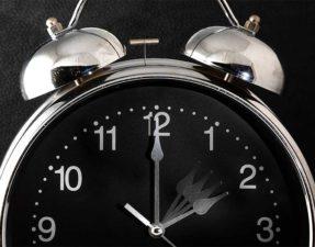 British Summertime: clocks go forward