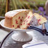 Malvern Cherry Cake