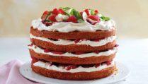 Pimm's Celebration Cake