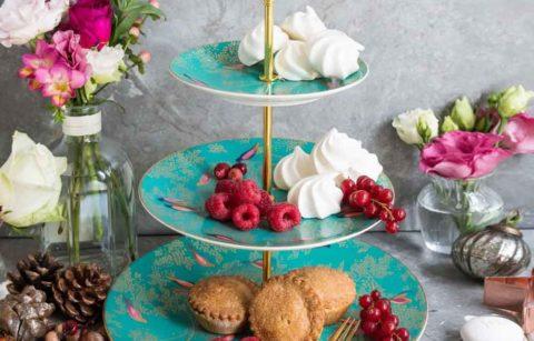 Win a Sara Miller Portmeirion Cake Stand
