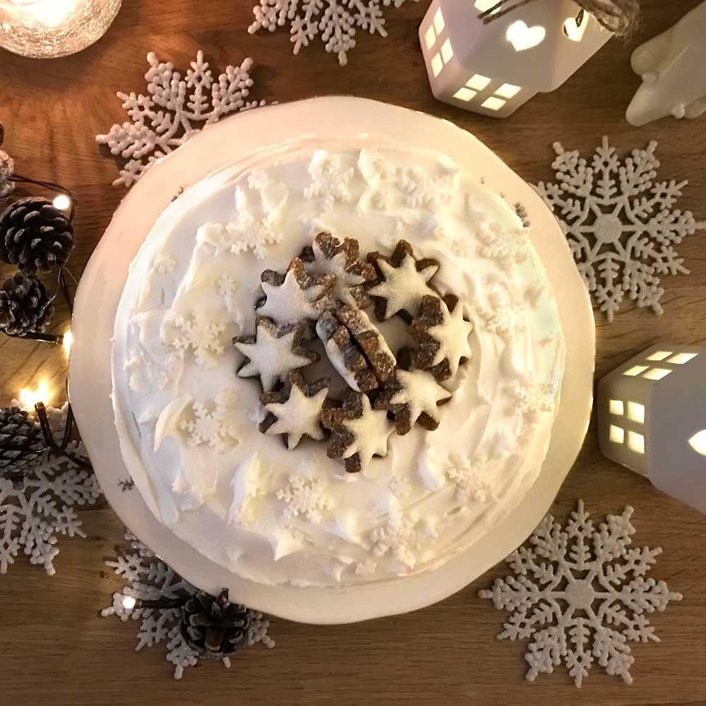 The perfect Christmas Cake