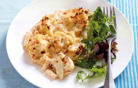 Cauliflower Mac & Cheese
