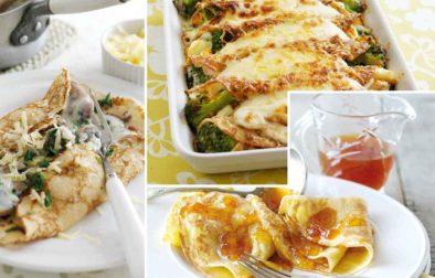 3 Scrumptious Pancake Recipes