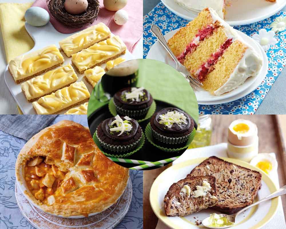 5 Brilliant Spring Bakes