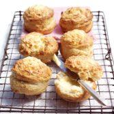 Lancashire Cheese Scones