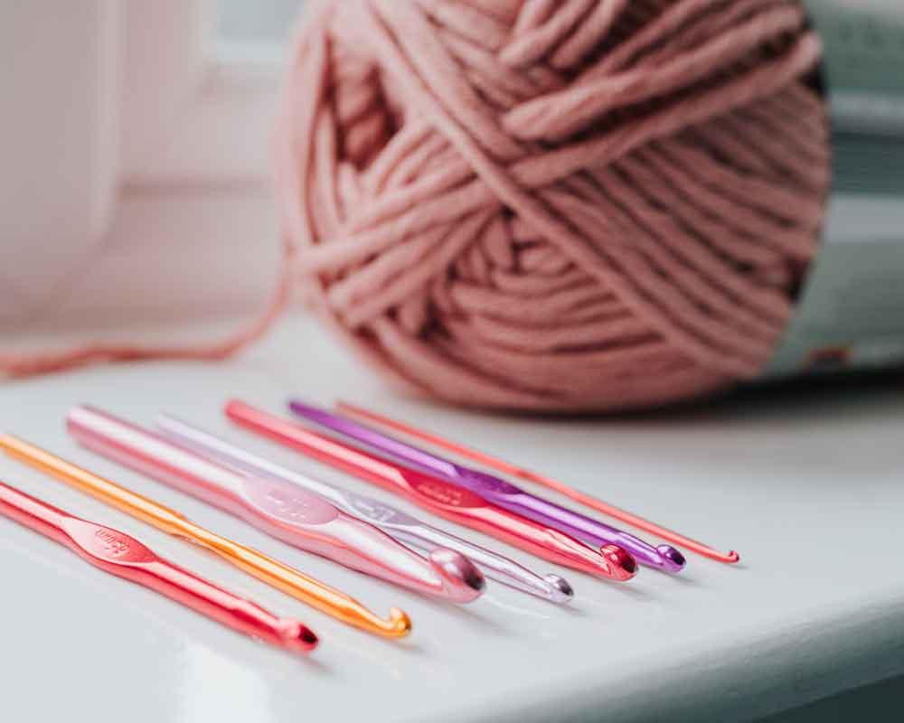 Crochet dlesarns & Neel