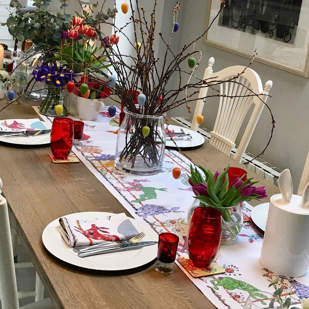 Win Stunning MollyMac Table Linens