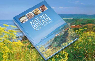 Win Around Britain cookbook