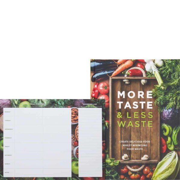 More Taste & Less Waste + Meal Planner Pad deal