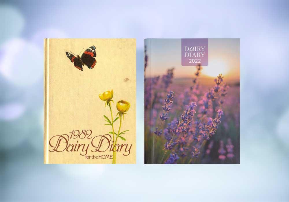 Dairy Diary 40th anniversary